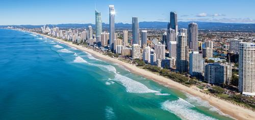 The Beautiful Gold Coast