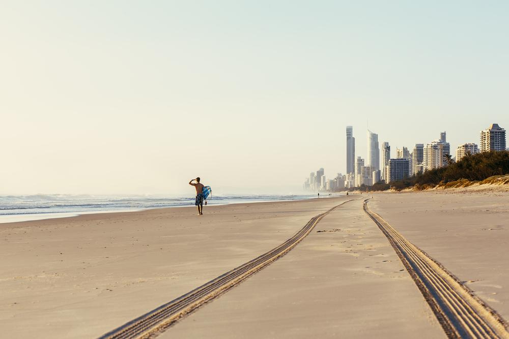 City of Gold Coast, Queensland, Australia