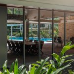 BBQ area & pool