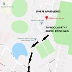 Map to Woolies